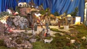 Belén de Santa María del Pilar 2012