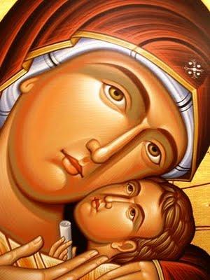 Theotokos (rostro)