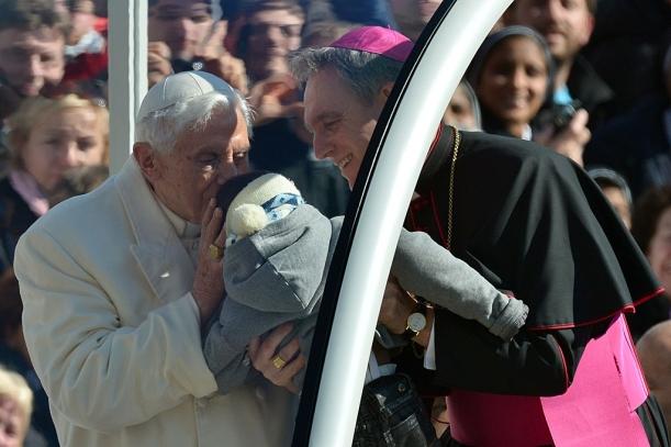 Despedida Benedicto