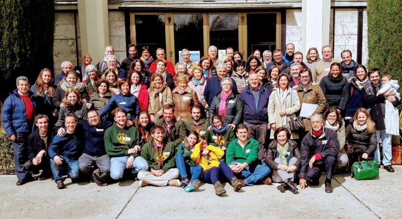 Encuentro Agentes Pastoral 2018