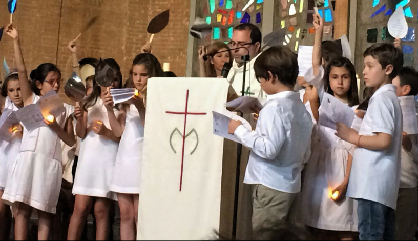 Renovacion promesas bautismales