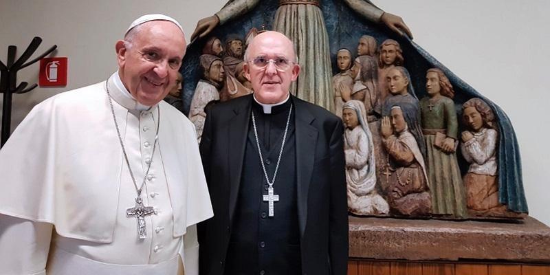 Papa y arzobispo