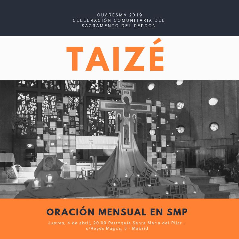 Taize cuaresma perdon 2019 2