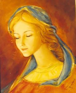 Maria sola