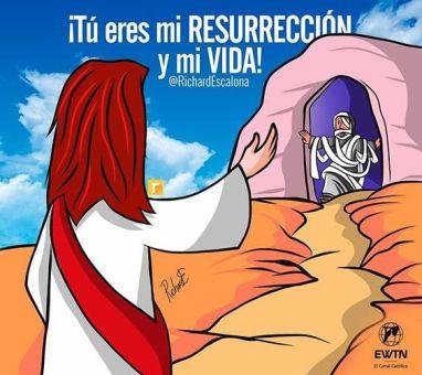 Resurreccion de Lázaro