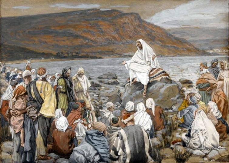 Jesus en Cafarnaun