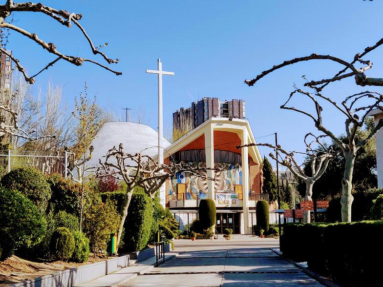 Paseo parroquia abril 2020